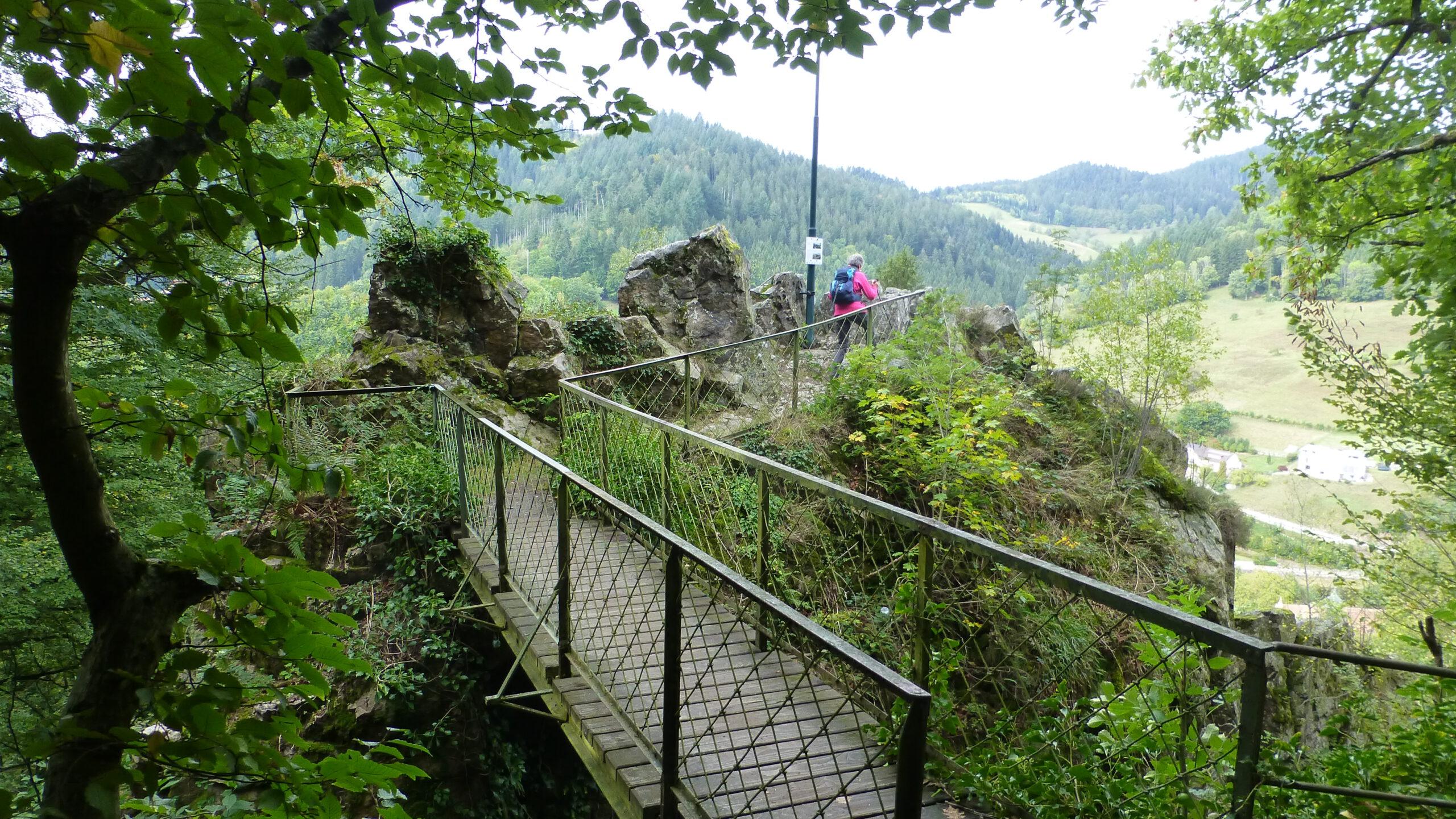 """Rückblick auf die Tour """"Wolfacher Schloßblick"""""""