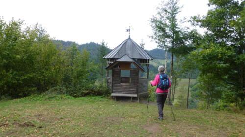 """Pavillon auf dem Genießerpfad """"Wolfacher Schloßblick"""""""