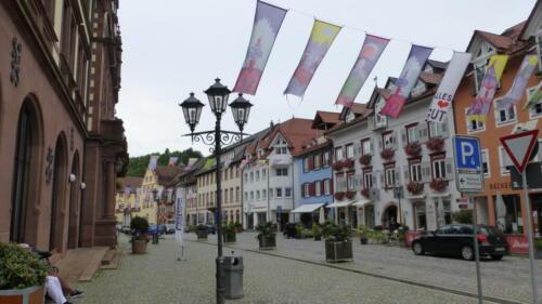 Wolfacher Stadtansicht