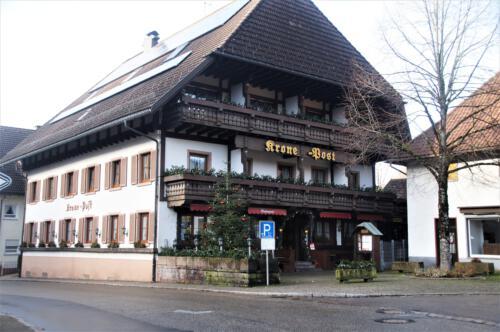1a Simonswald, Hotel Krone Post, 18.12.19